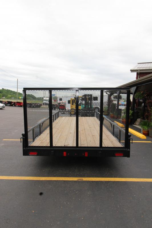 "2018 Diamond C Ranger 83""x18' Utility Trailer"