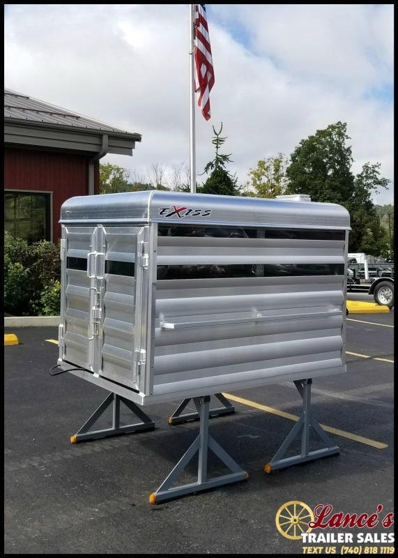 2020  Exiss Aluminum Stock Box