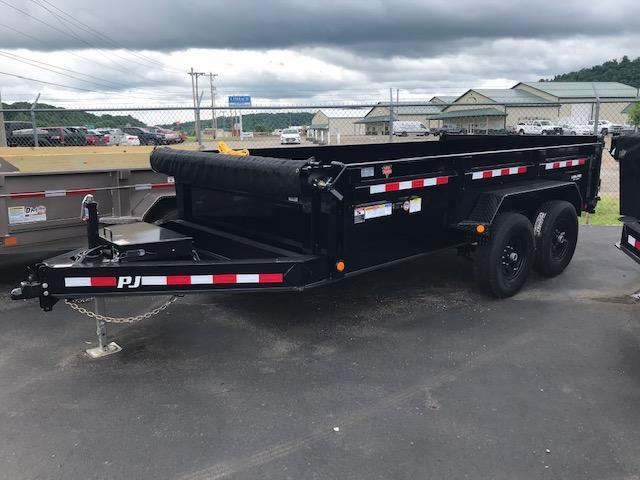 2019 PJ 7'x14' Dump Trailer L3039697