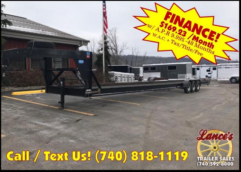 2008 Trail-Rite 48' Used Cart Trailer
