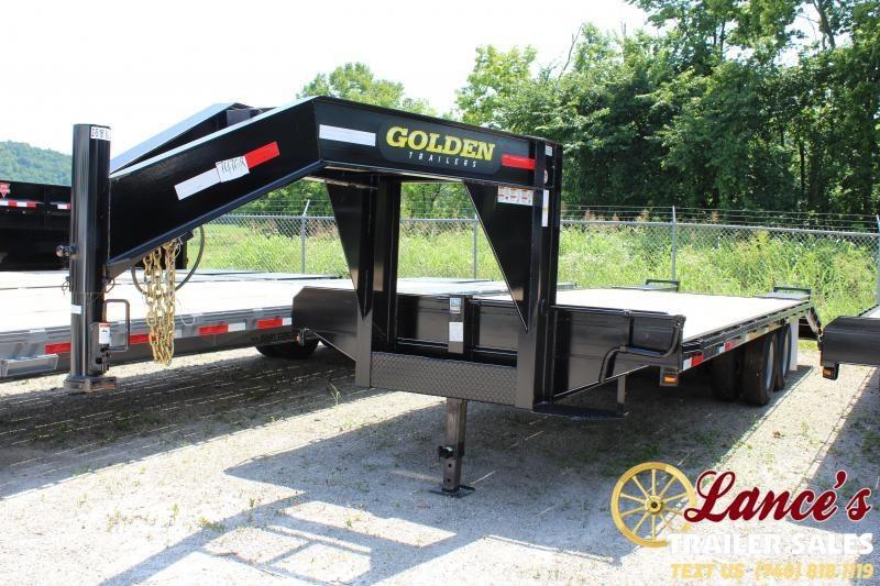 2019 Golden 20+510K Equipment Trailer