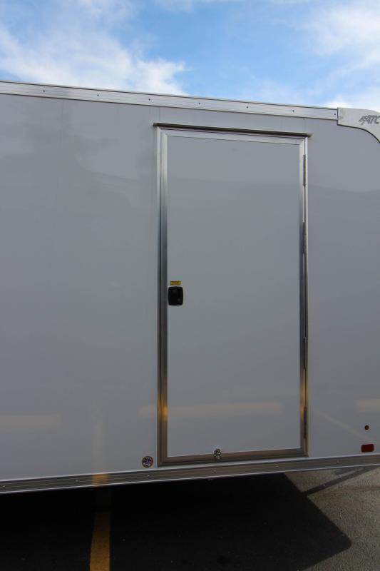 2019 ATC 8.5'x20' Enclosed Car Hauler