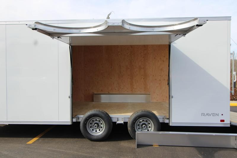 2019 ATC 8.5'x20' Enclosed Car Hauler KC217459