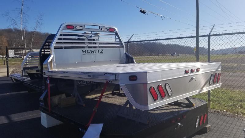 2018 Moritz 8'Wx8'6L (Dually) Aluminum Truck Bed