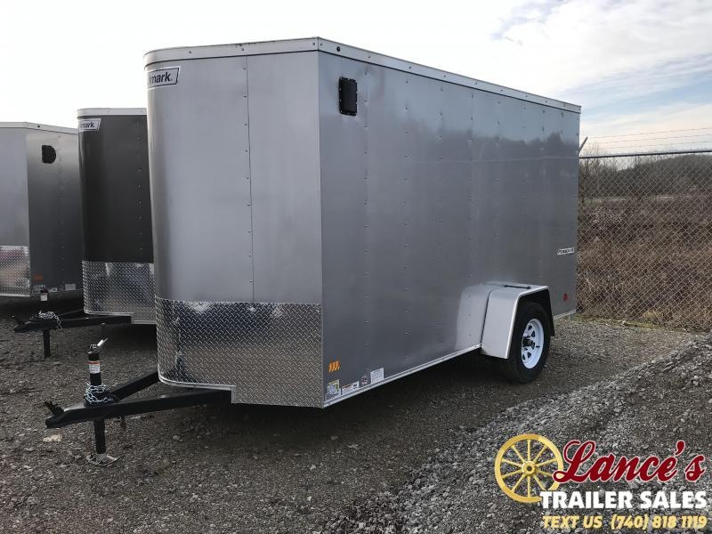 2018 Haulmark Passport 6'x12' Single Axle Cargo Trailer JH369715