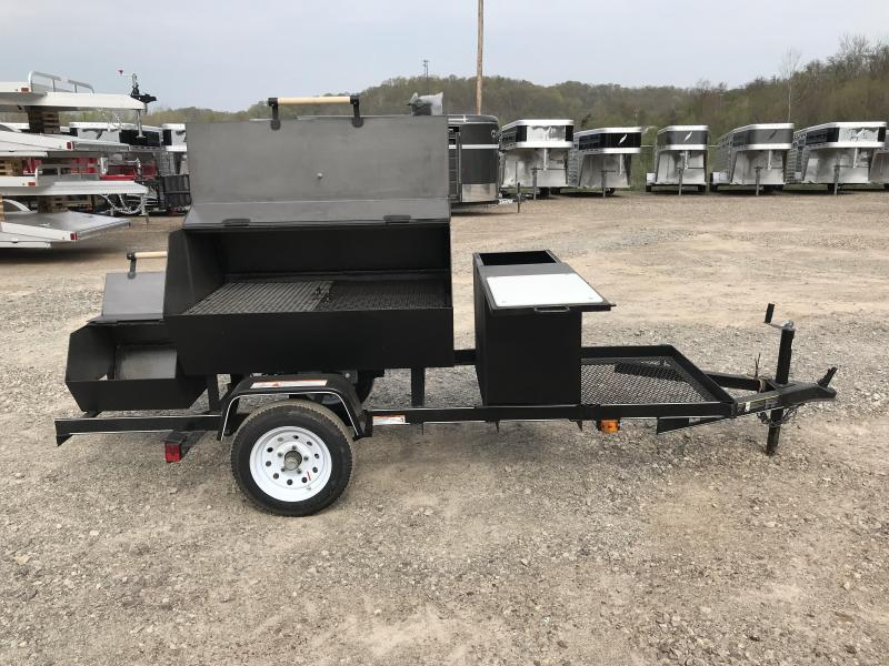 2019 Carry-On Smoker Grill