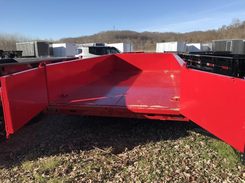 "2019 Diamond C 82""x14' Heavy Duty Dump Trailer K1208208"
