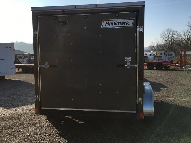 2018 Haulmark Passport 7'x12' Tandem Axle Cargo Trailer JH370385