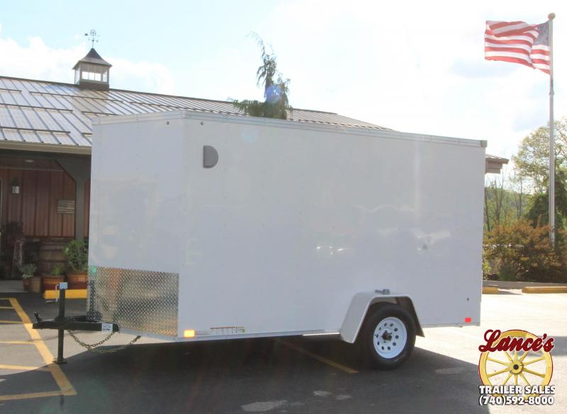 2018 United 6'x12' Enclosed Cargo Trailer