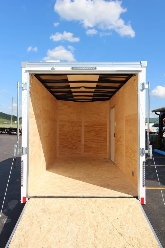 2018 United 6'x12' Enclosed Cargo Trailer