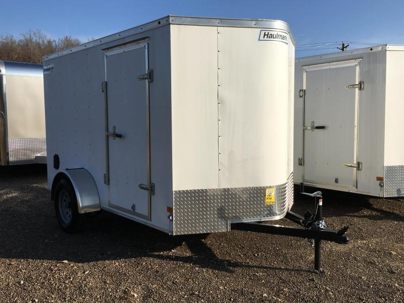 2019 Haulmark Passport 6'x10' Single Axle Cargo Trailer KH000082