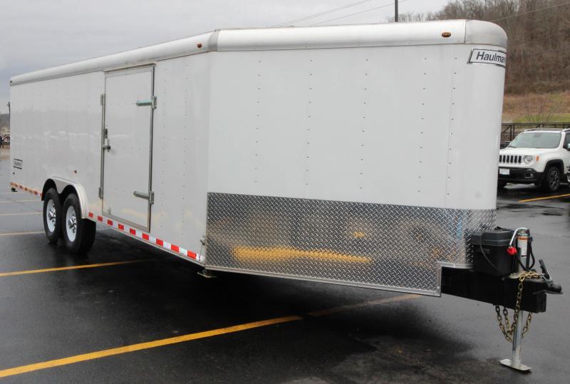 2017 Haulmark RVN85x27 WT4 Enclosed Cargo Trailer