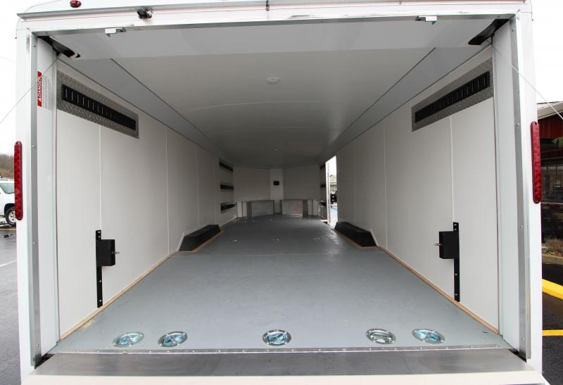 2017 Haulmark 8.5'x27'  Enclosed Cargo Trailer