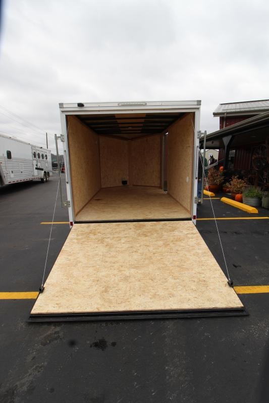 2019 Cargo Express 7x12 Single Axle Trailer -Used