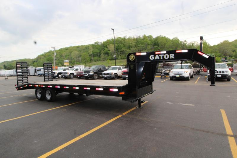 2016 Gatormade 20+5 Equipment Trailer