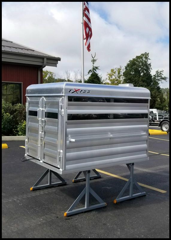 2018 Exiss Aluminum Stock Box