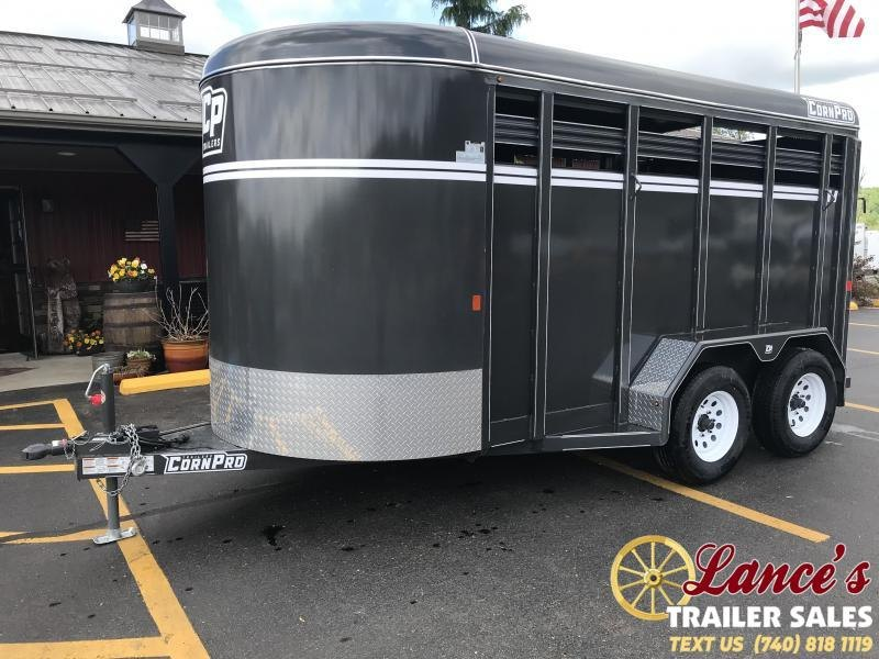 2019 CornPro 14' w/Horse Package