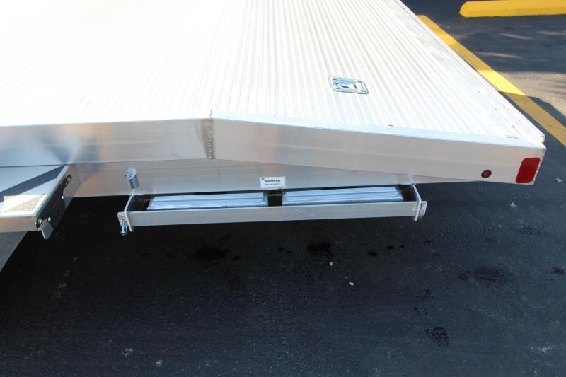 2019 ATC Aluminum 20' Open Car Hauler 7k-Spring
