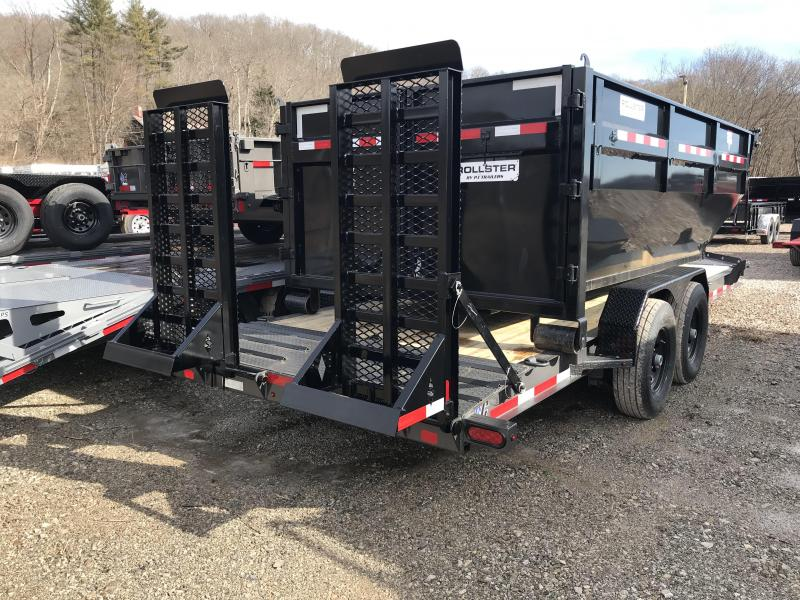"2019 Diamond C 82""x20' Low Pro Equipment Trailer"