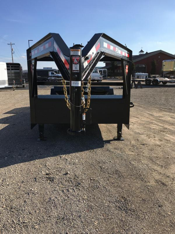 "2019 PJ 82""x24' 6"" Channel Tilt Equipment Trailer K3036521"