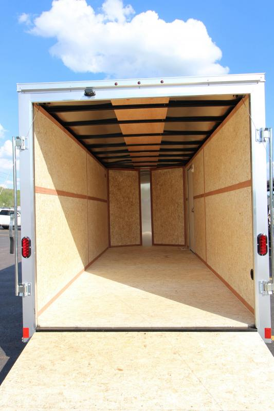 2018 Haulmark Passport 7'x16' Enclosed Cargo Trailer