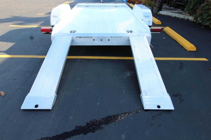 2017 Featherlite 3110 14' Aluminum Open Car Hauler HC144083