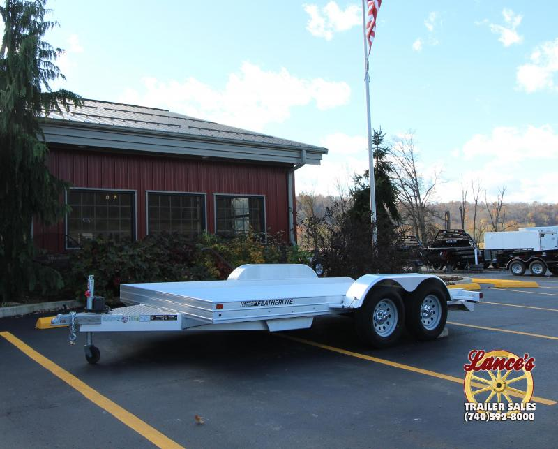 2017 Featherlite 3110 14' Aluminum Trailer