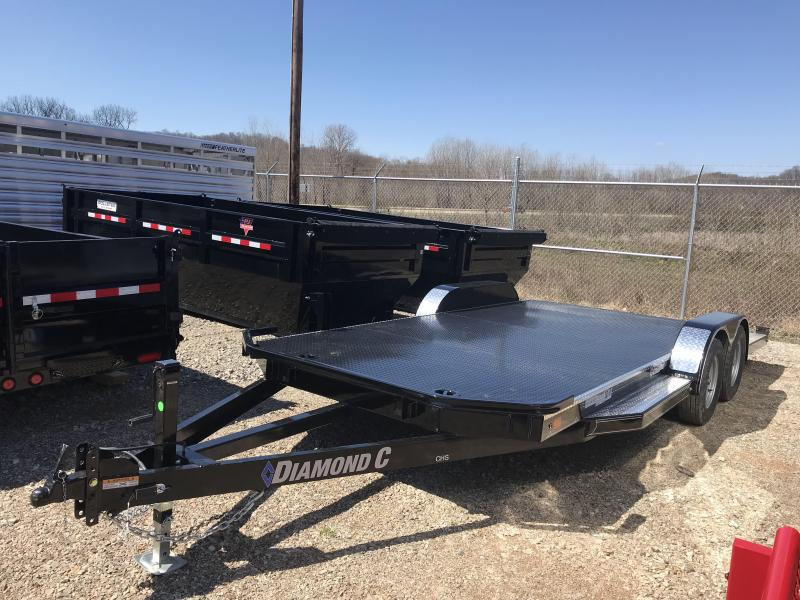 "2019 Diamond C 82""x18' Car Hauler K1212469"
