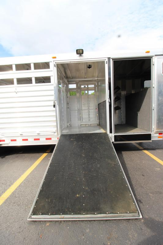 2012 Elite 24' Stock Combo Trailer