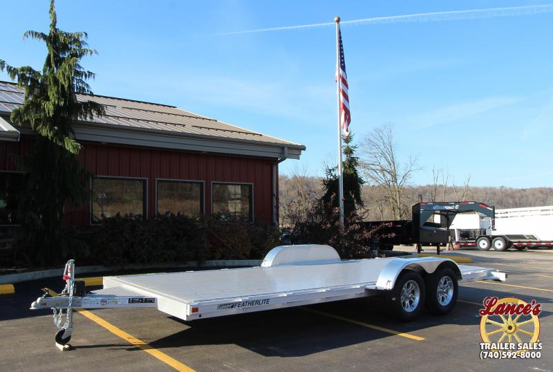 2018 Featherlite 3182 20' Aluminum Open Car Hauler JC147229