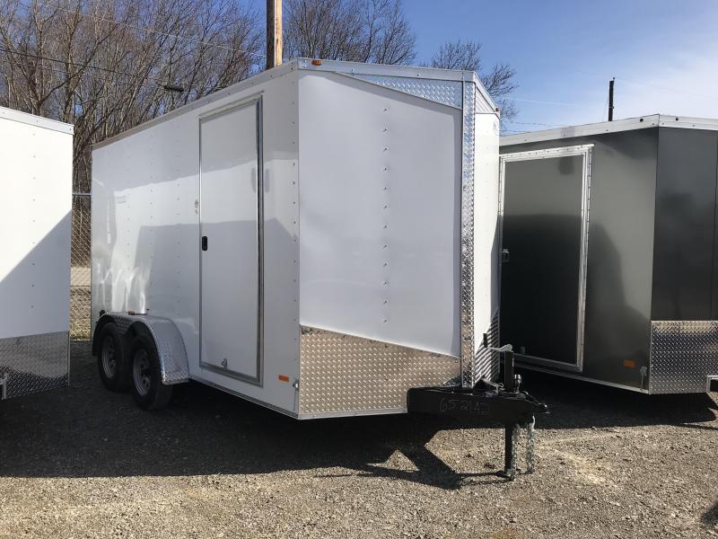 2019 RC Trailer 7x14 Enclosed Cargo KM652142