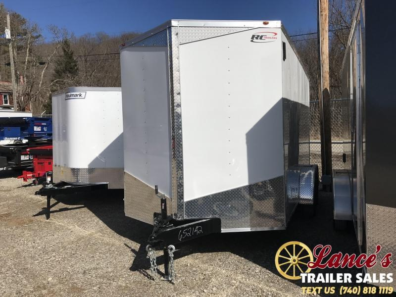 2019 RC Trailer 7x14 Enclosed Cargo KM652142