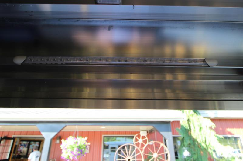 2019 Exiss Exhibitor 20' Low Pro Show Gooseneck Trailer w/ Windows