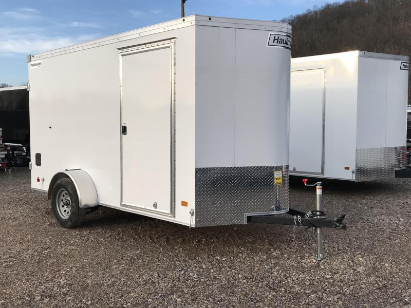 2019 Haulmark Transport 6'x12' Single Axle Cargo Trailer KH000687