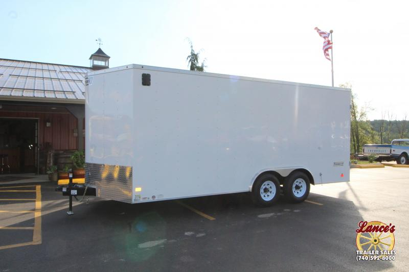 2018 Haulmark Passport 8.5'x18' WT 3 Enclosed Cargo Trailer