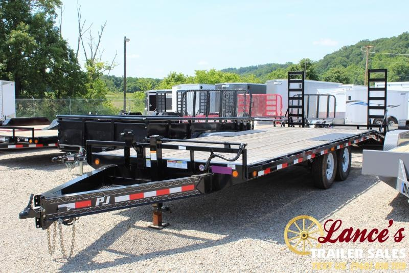 "2019 PJ 96""X22' Equipment Trailer"