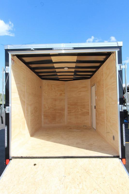 2018 United 7'x12' Enclosed Cargo Trailer