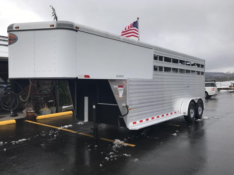 2012 Sundowner 20' Stock Combo Trailer C1KA5783