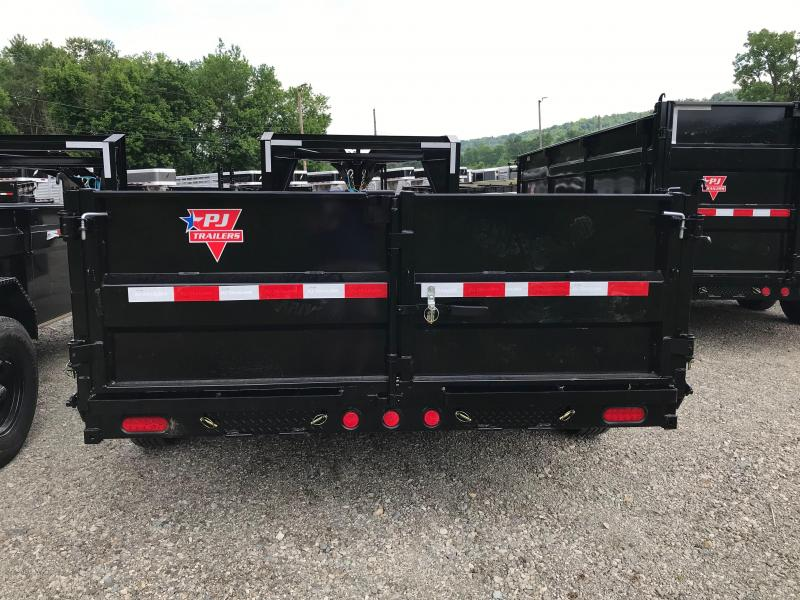 "2020 PJ Trailers DL162 83""x14' Dump Trailer L3040375"