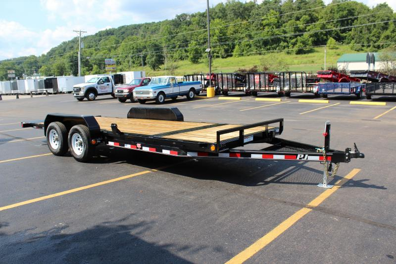 "2019 PJ 83""x20' Tilt Open Car Hauler"