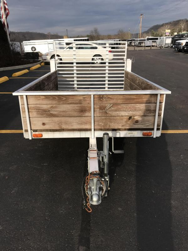 2013 Forest River 5' x 8' Aluminum Utility Trailer