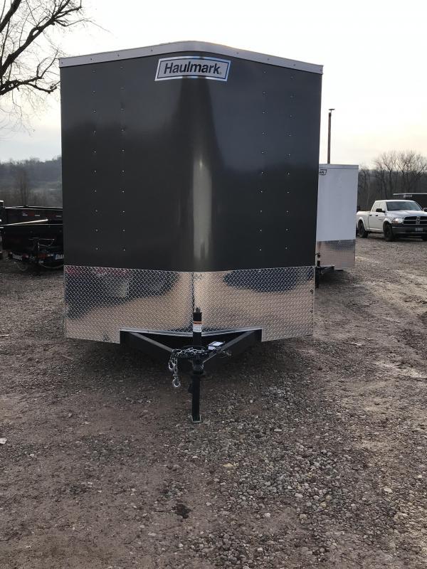 2018 Haulmark Passport 7'x14' Tandem Axle Cargo Trailer JH369728