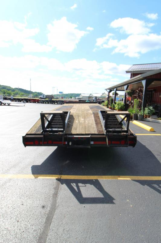 2010 Millennium Trailers 205 Equipment Trailer