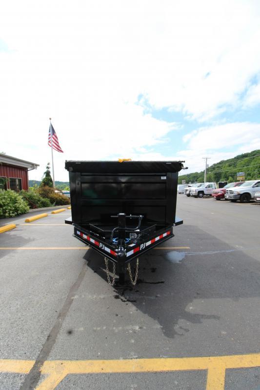 2019 PJ 7'x14' High Side Dump Trailer K3034434