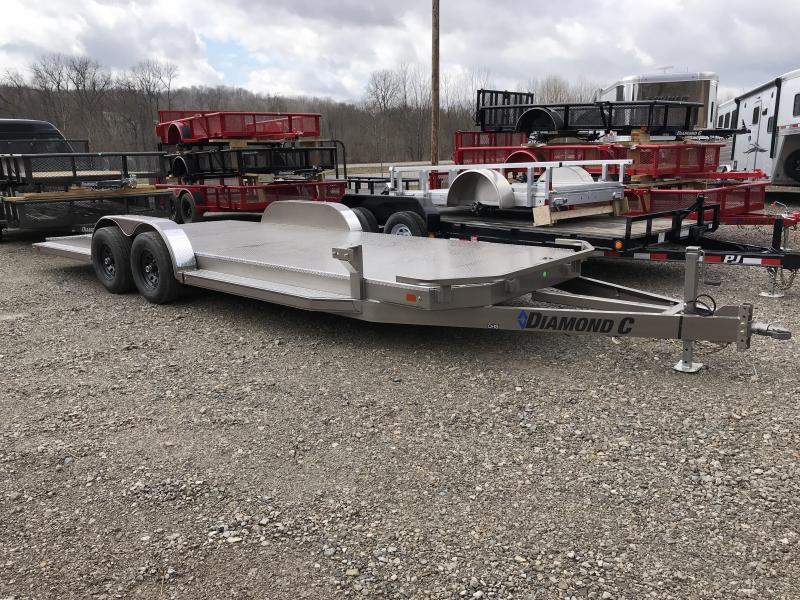 """2019 Diamond C 82""""x22'  OPEN Car Hauler K1212470"""