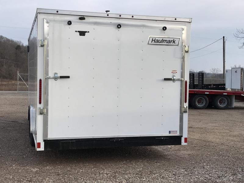 2019 Haulmark Transport 8.5'X16' Tandem Axle Cargo Trailer KH000690