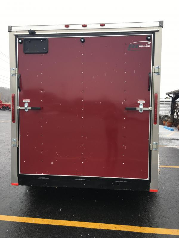 2019 RC Trailers 7'x14' x 7' Tall  Enclosed Cargo KM652145