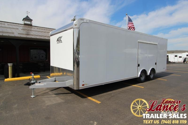 2019 ATC Raven 8.5'x24' Enclosed Car Hauler KC217460