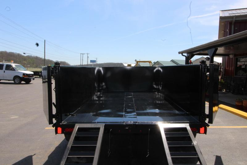 "2018 Diamond C 6.5'x12'  ""High Boy"" Dump Trailer"