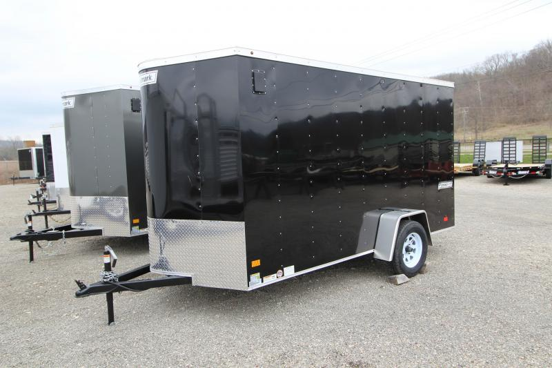 2018 Haulmark Passport 7'x14' Enclosed Cargo Trailer